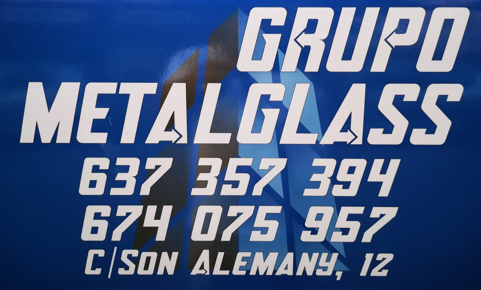 Metalglass grupo